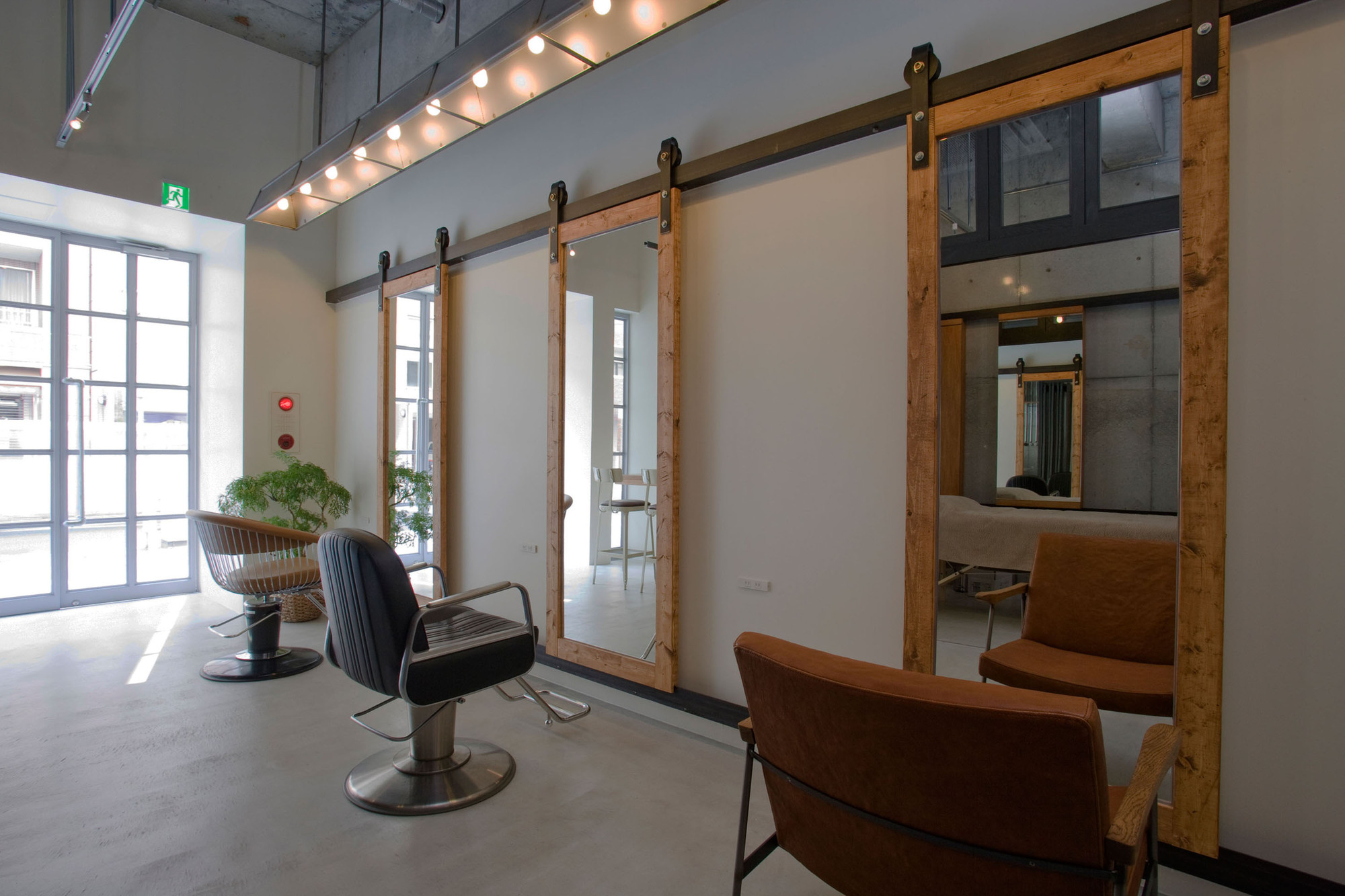 Ki Se Tsu Hair Salon Iks Design Archdaily