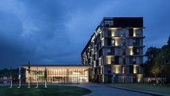Linx Hotel International Airport Galeão / OSPA Arquitetura e Urbanismo