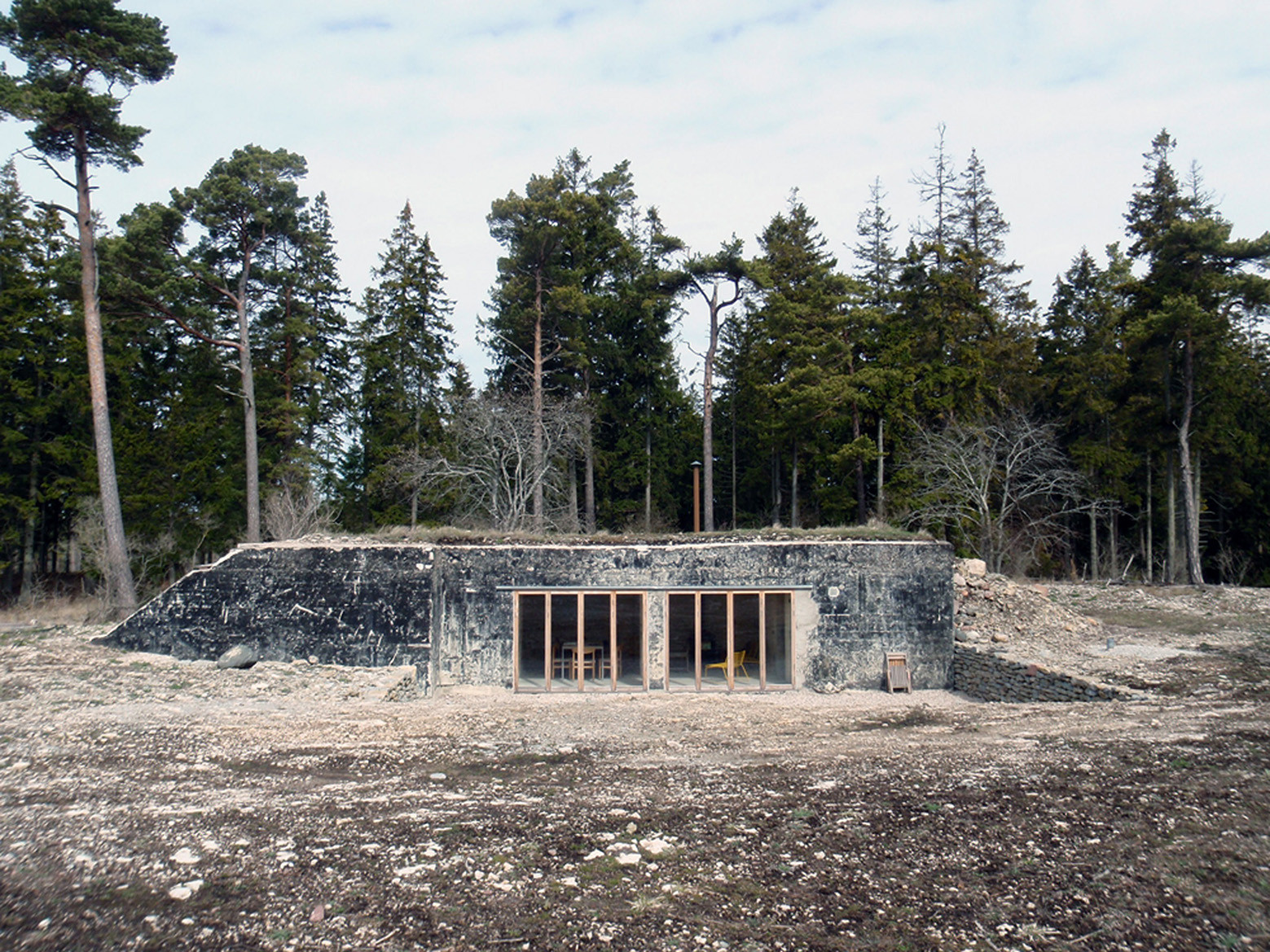 Building no. 8 / Skälsö Arkitekter, © Anna Sundström