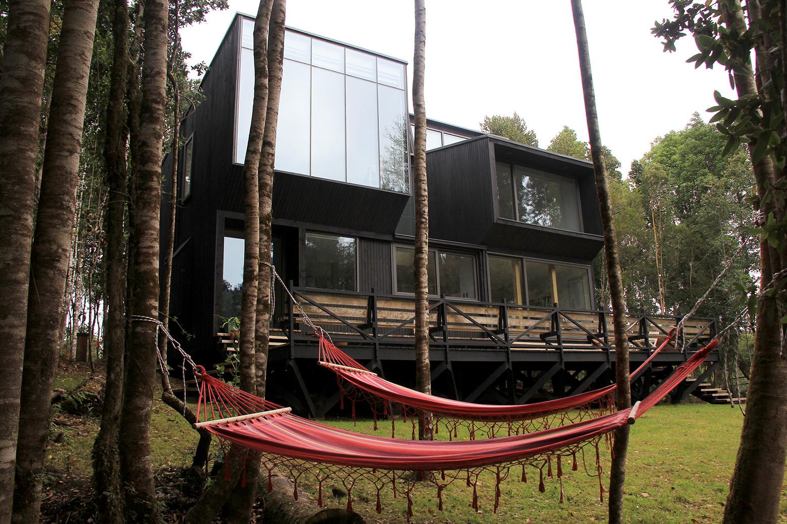 Casa CBI / SGGB Arquitectos, Courtesy of Sebastian Guevara Sinclair