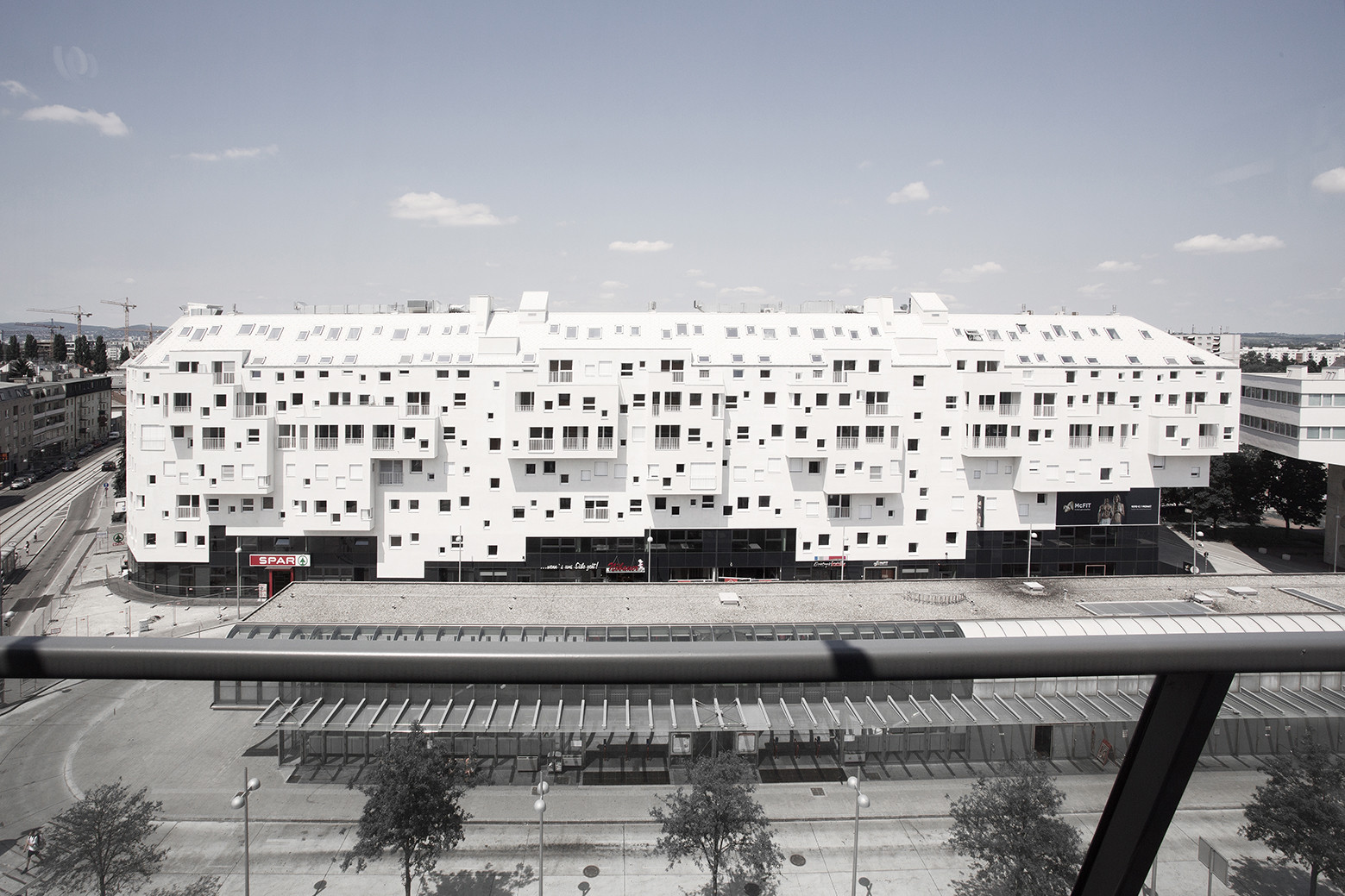 Doninpark / LOVE architecture and urbanism, © Jasmin Schuller