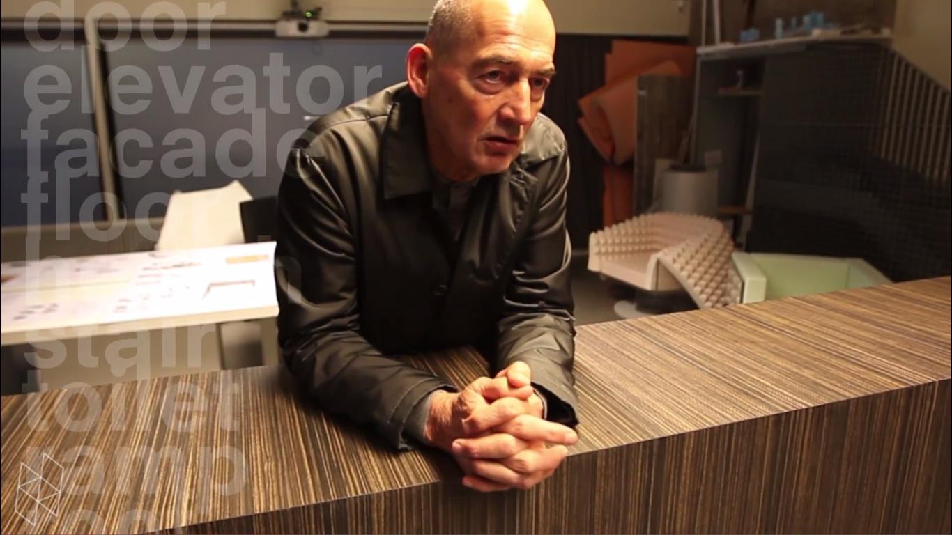 Harvard GSD divulga vídeo do estúdio de estudos no exterior com Rem Koolhaas, Via: Canal no Youtube TheHarvardGSD