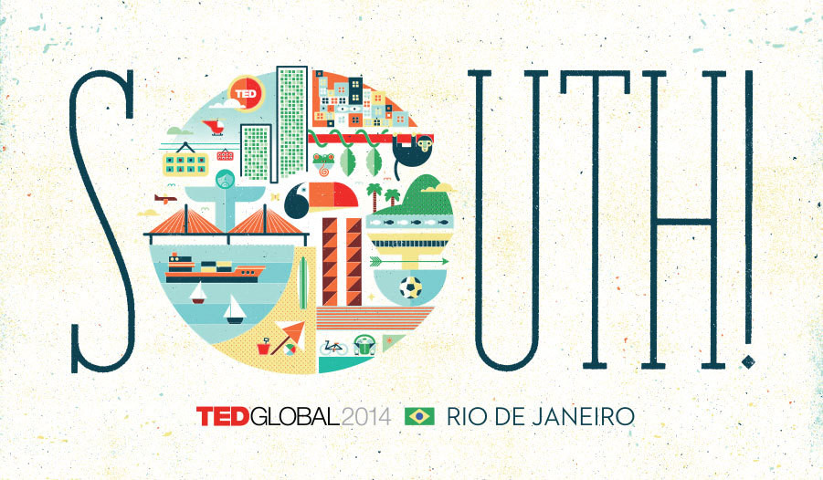 Rio to Host TEDGlobal 2014, Courtesy of TEDGlobal 2014