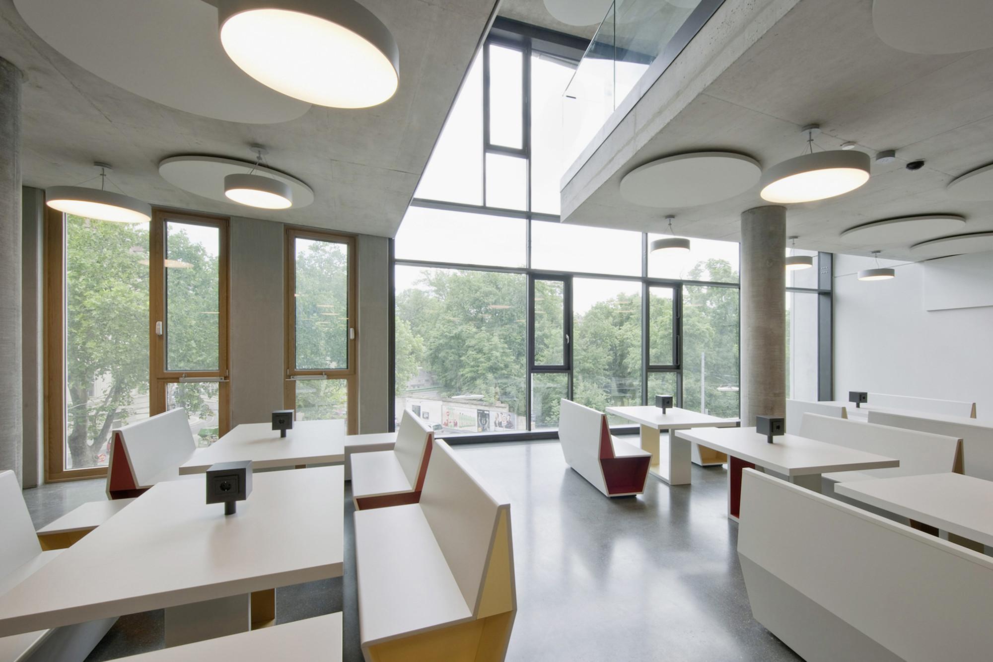 Department Building Waehringerstrasse 29 / NMPB Architekten, Courtesy of NMPB  Architekten