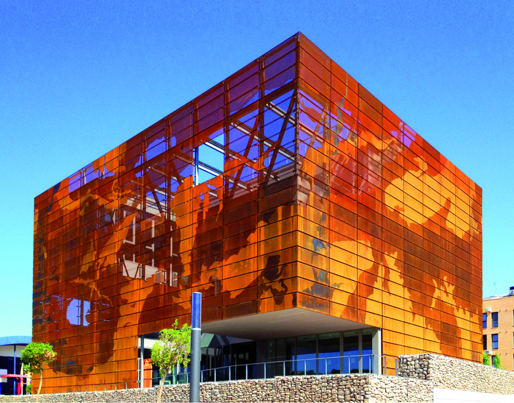 IGC Tremp / Oikosvia Arqutiectura, Cortesia de Oikosvia Arquitectura
