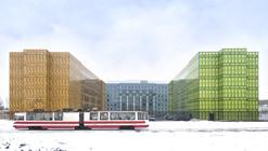 Conjunto de Temporadas / Tchoban Voss Architekten