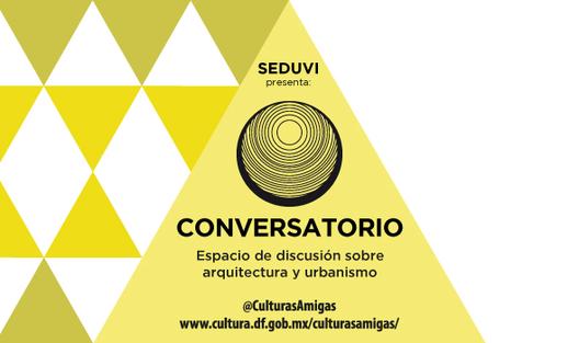 Conversatorio en la Ciudad de México