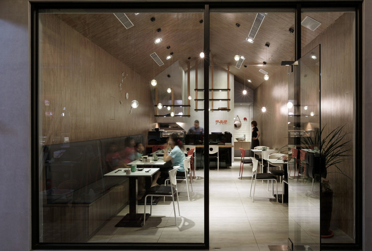Uhee Sushi / HAO Design   ArchDaily