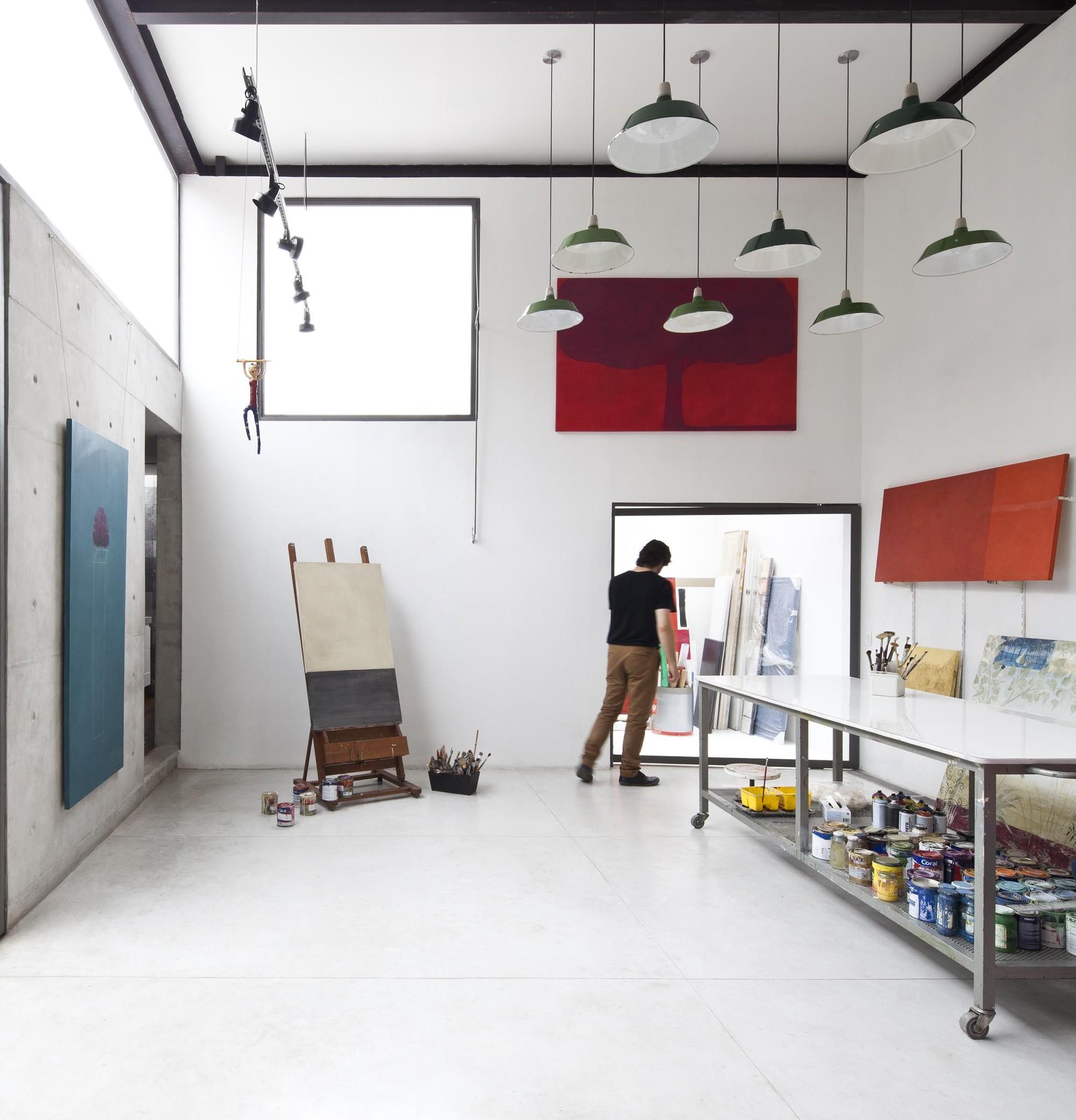 Atelier Aberto / AR Arquitetos