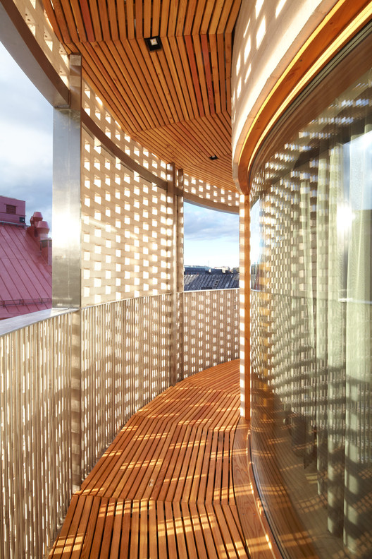 All of the 2014 Wienerberger Brick Award Winners use the material in innovative, imaginative and beautiful ways. Image © Marko Huttunen