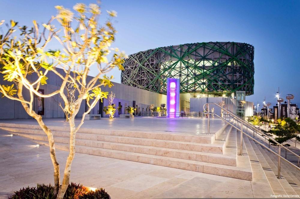 México: Gran Museo del Mundo Maya gana Gran Premio Internacional de la XII Bienal de Arquitectura de Costa Rica, © David Cervera