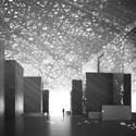 LOUVRE ABU DHABI, Abu Dhabi, UAE (2007 – under construction) Architecture and image. Image Courtesy of Ateliers Jean Nouvel, Artefactory, TDIC, Louvre Abu Dhabi