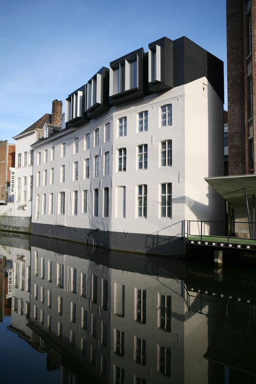 Pakhuis Clemmen / ALT Architectuur, © Thierry Lagrange