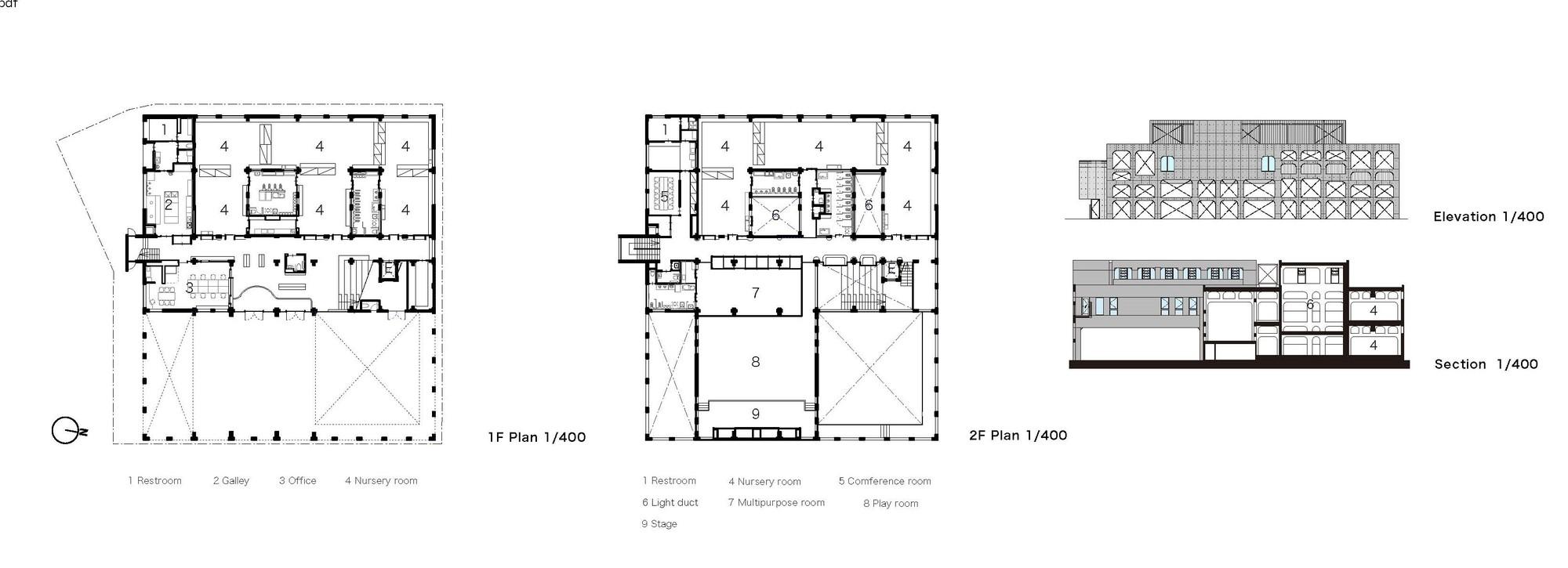 Good Floor Plan u Elevation