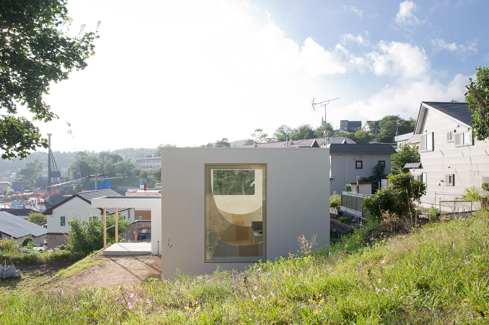 Brother's House / Hiroshi Kuno + Associates, Courtesy of Hiroshi Kuno + Associates