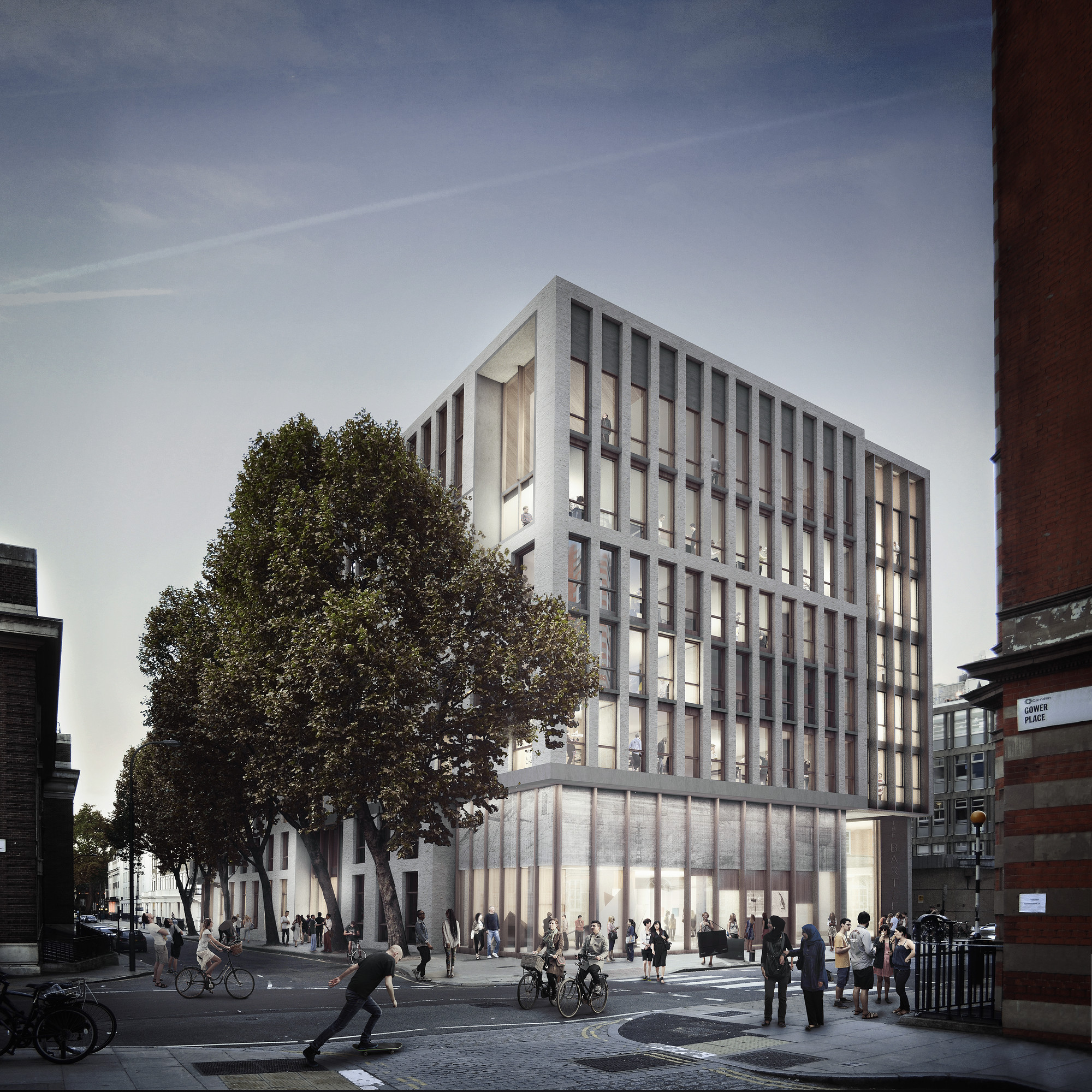 Hawkins\Brown Reveal Plans for Bartlett School Revamp, Courtesy of The Bartlett School of Architecture