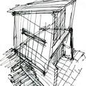 Cottage Sketch. Image Courtesy of mayaPRAXIS