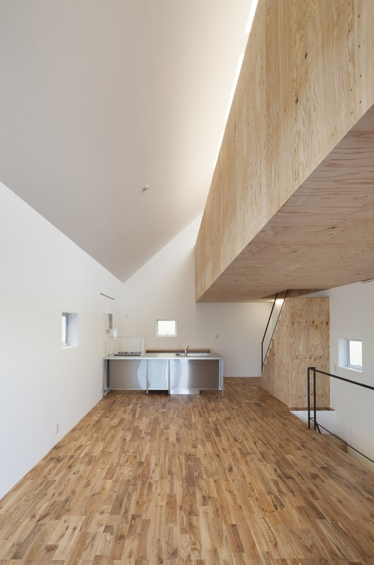 Casa GEH / I.R.A., © Nobuaki Nakagawa