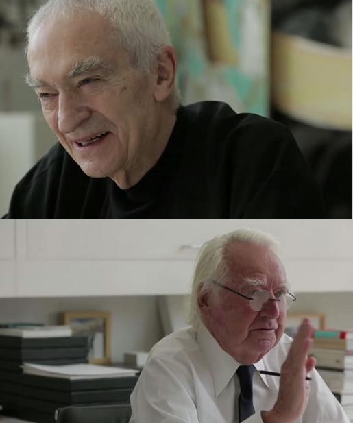 Richard Meier relembra o amigo Massimo Vignelli, ícone do design, via http://www.girvin.com/blog/?p=10137