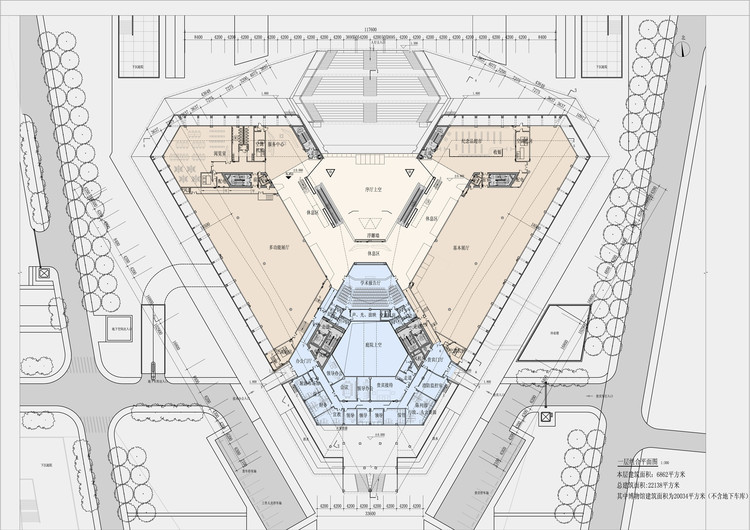Museo de la revoluci n 1911 cadi archdaily per for Floor plans for 160 000