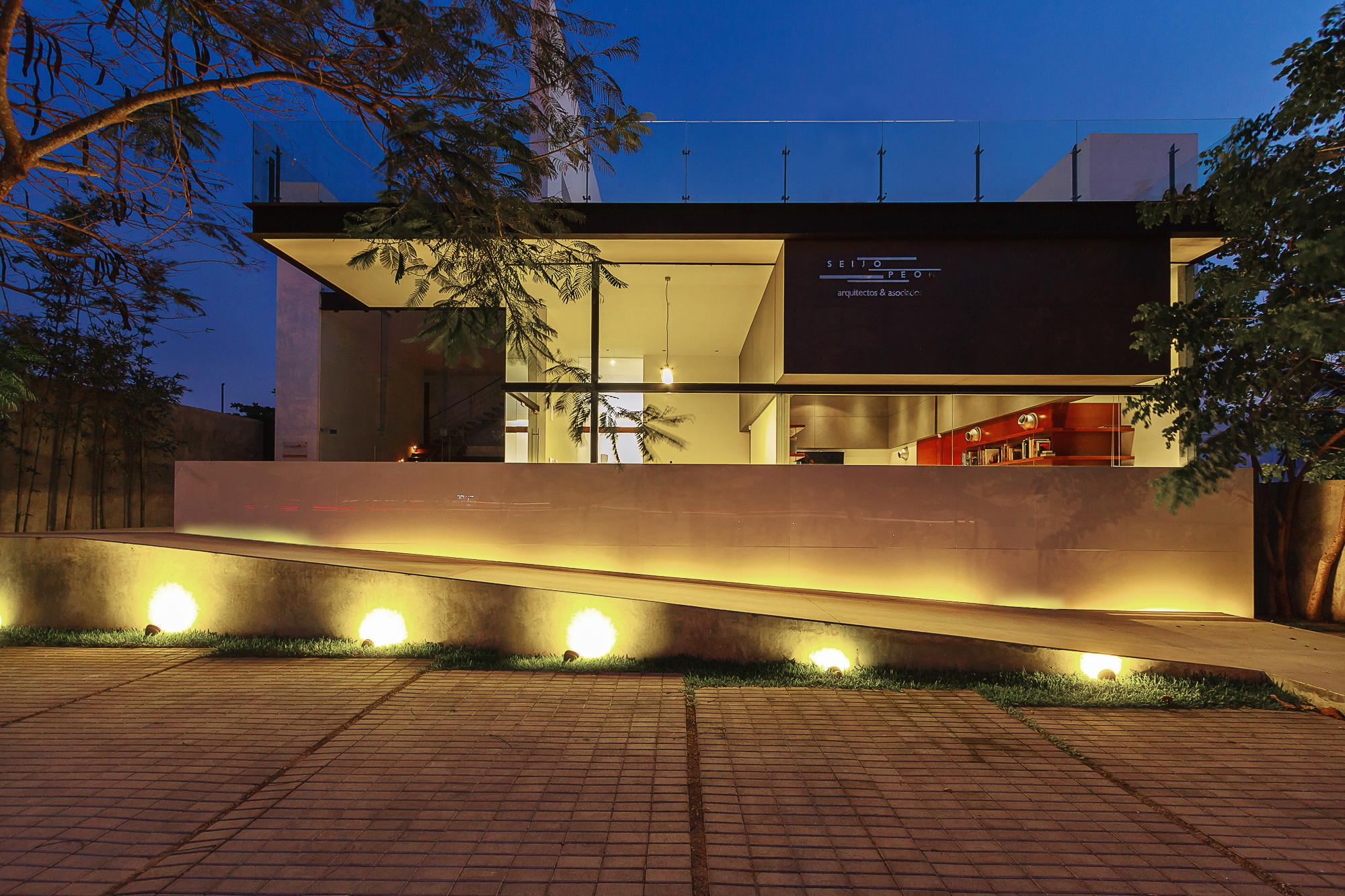 Oficina Seijo Peon / Seijo Peon Arquitectos y Asociados