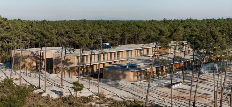 Centro Escolar Gafanha da Boa Hora / António Portugal e Manuel Maria Reis, © Luís Ferreira Alves