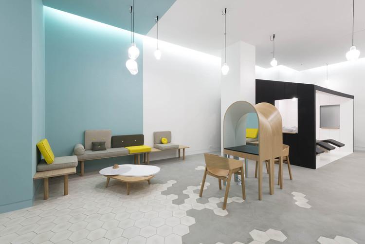 Le Coiffeur  / Margaux Keller Design Studio + Bertrand Guillon Architecture, © Margaux Keller Design Studio