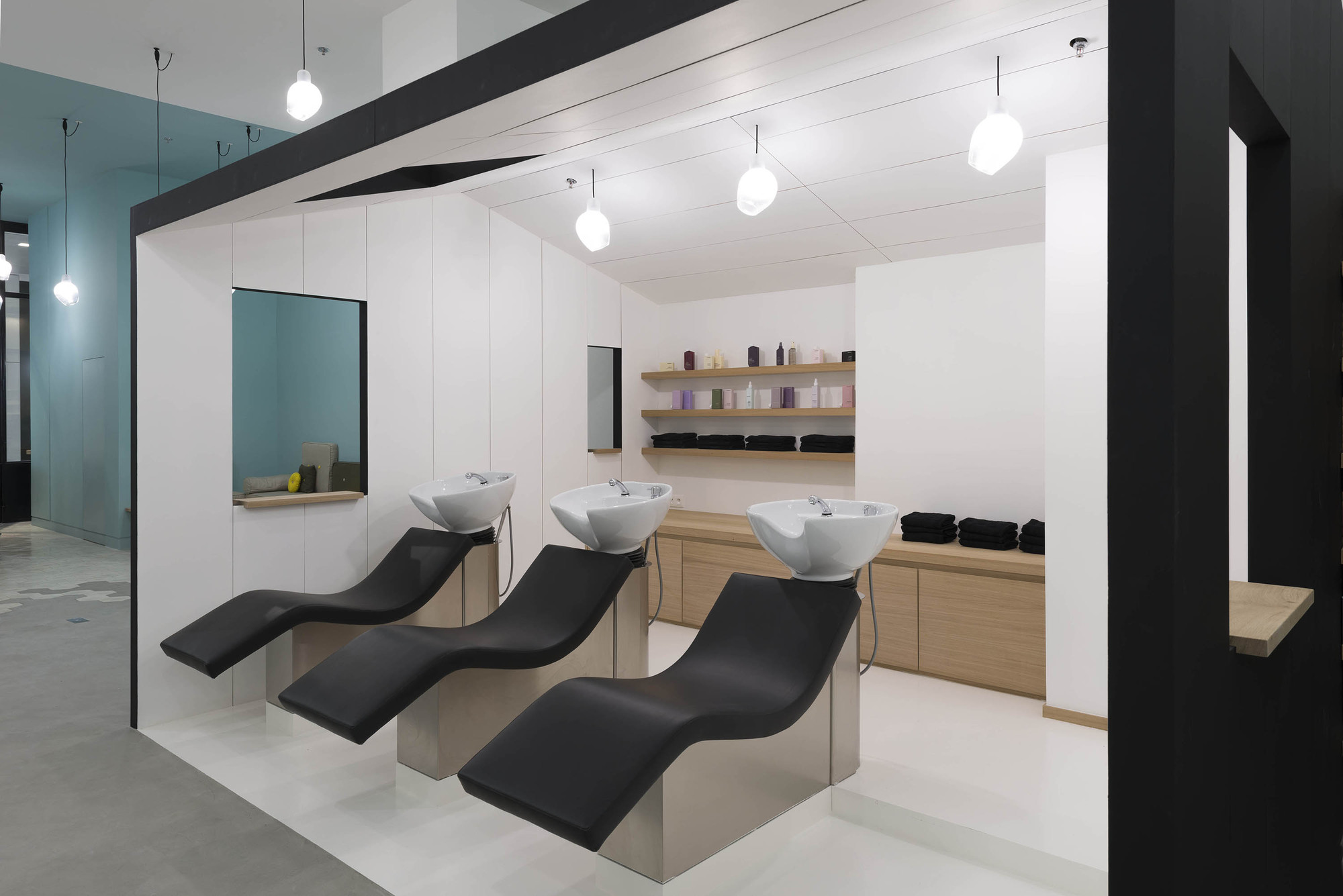 Gallery of Le Coiffeur / Margaux Keller Design Studio + Bertrand ...