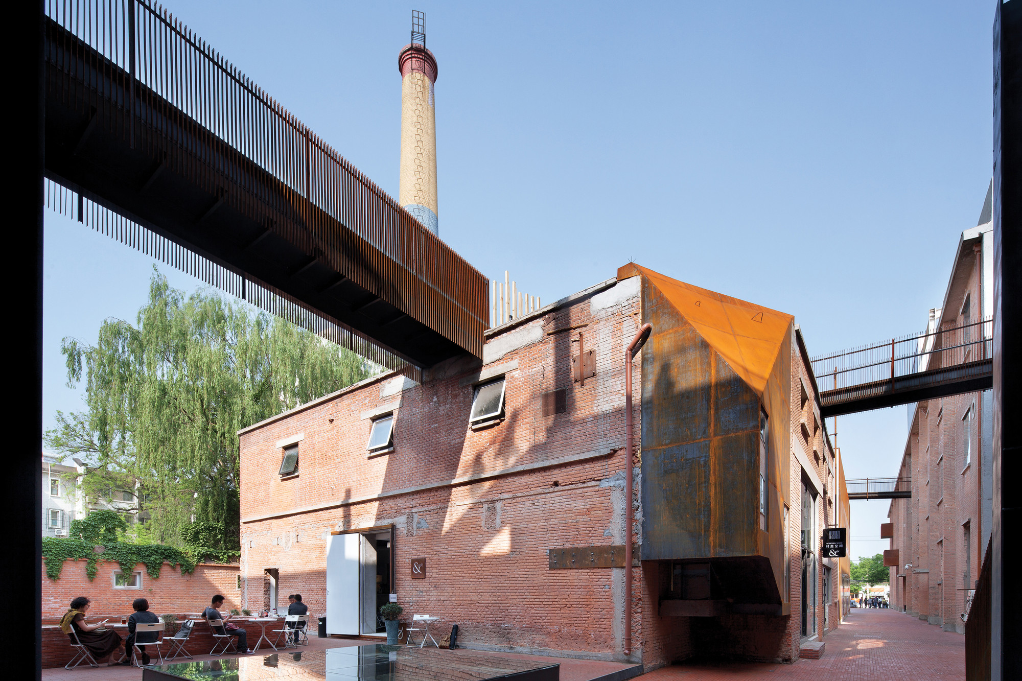 Gallery Of Refurbishment Of The Offset Printing Factory