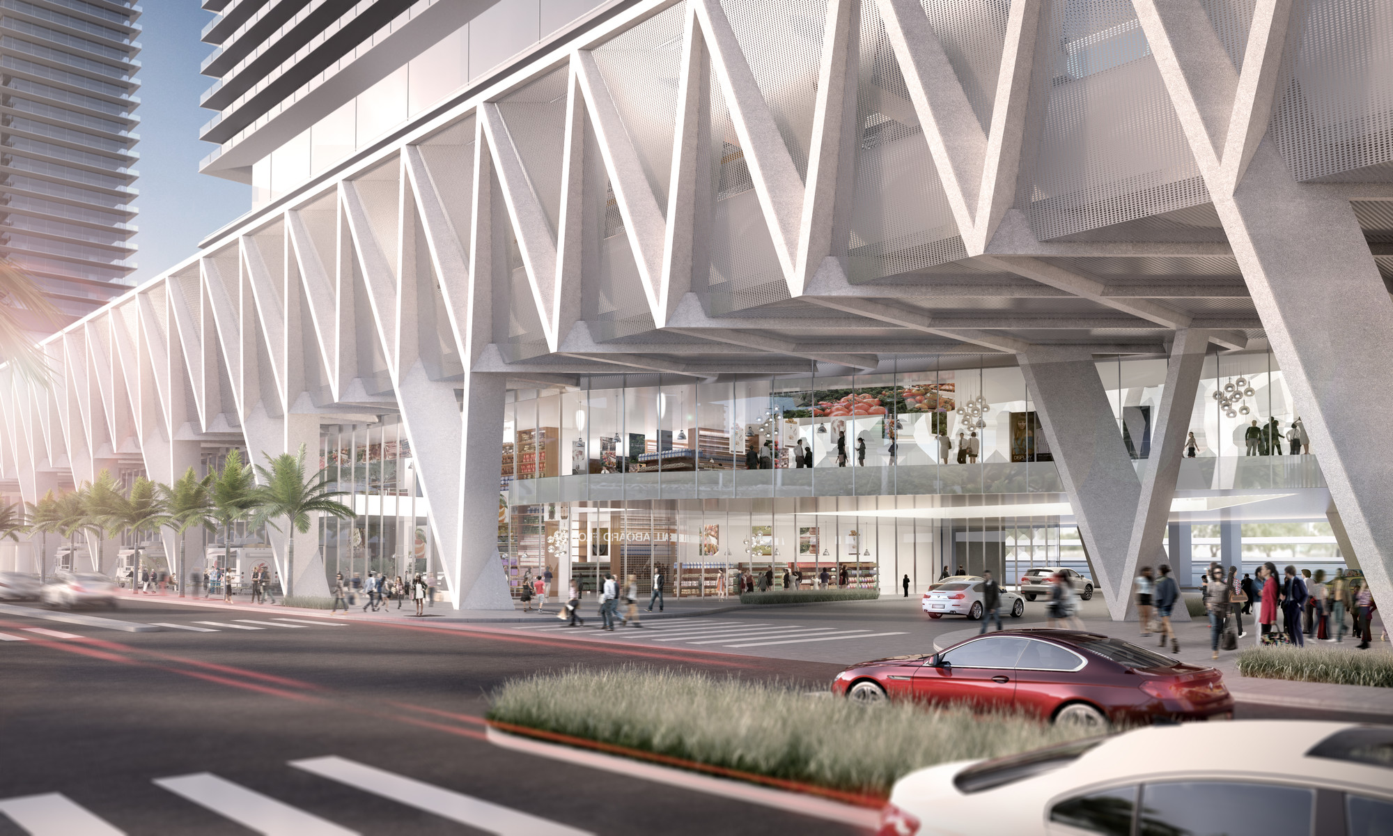 Gallery Of Som Reveals Design For Quot All Aboard Florida