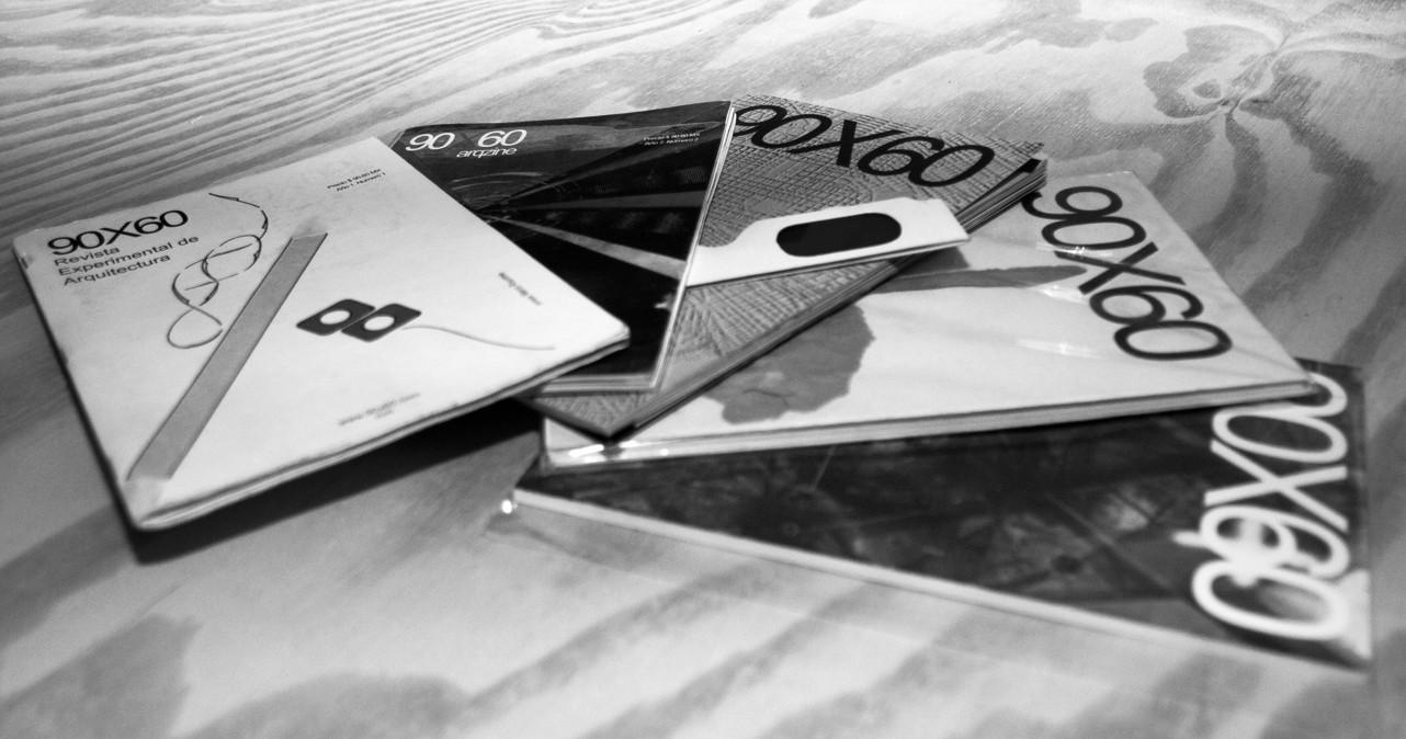 90x60 / Fanzine de Arquitectura, © Gato Alvarado