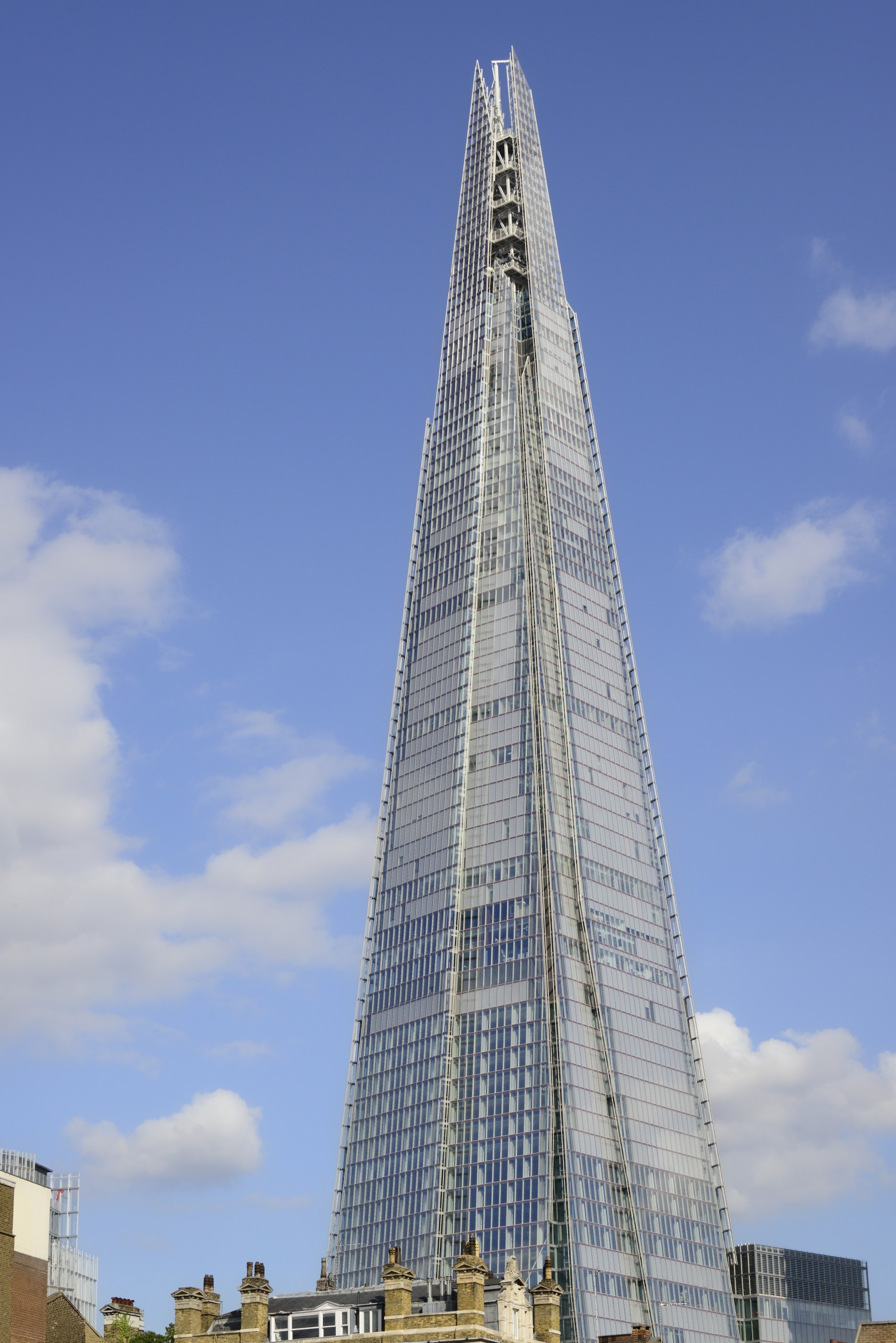 Do New Buildings In London Have Shard Envy Archdaily