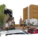 Madri [Depois]. Imagem Cortesia de Aula de Arquitetura Social AAS UCAM