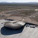 Spaceport America / Foster + Partners. Image © Nigel Young