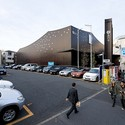 Za Koenji Public Theatre. Image © Iwan Baan