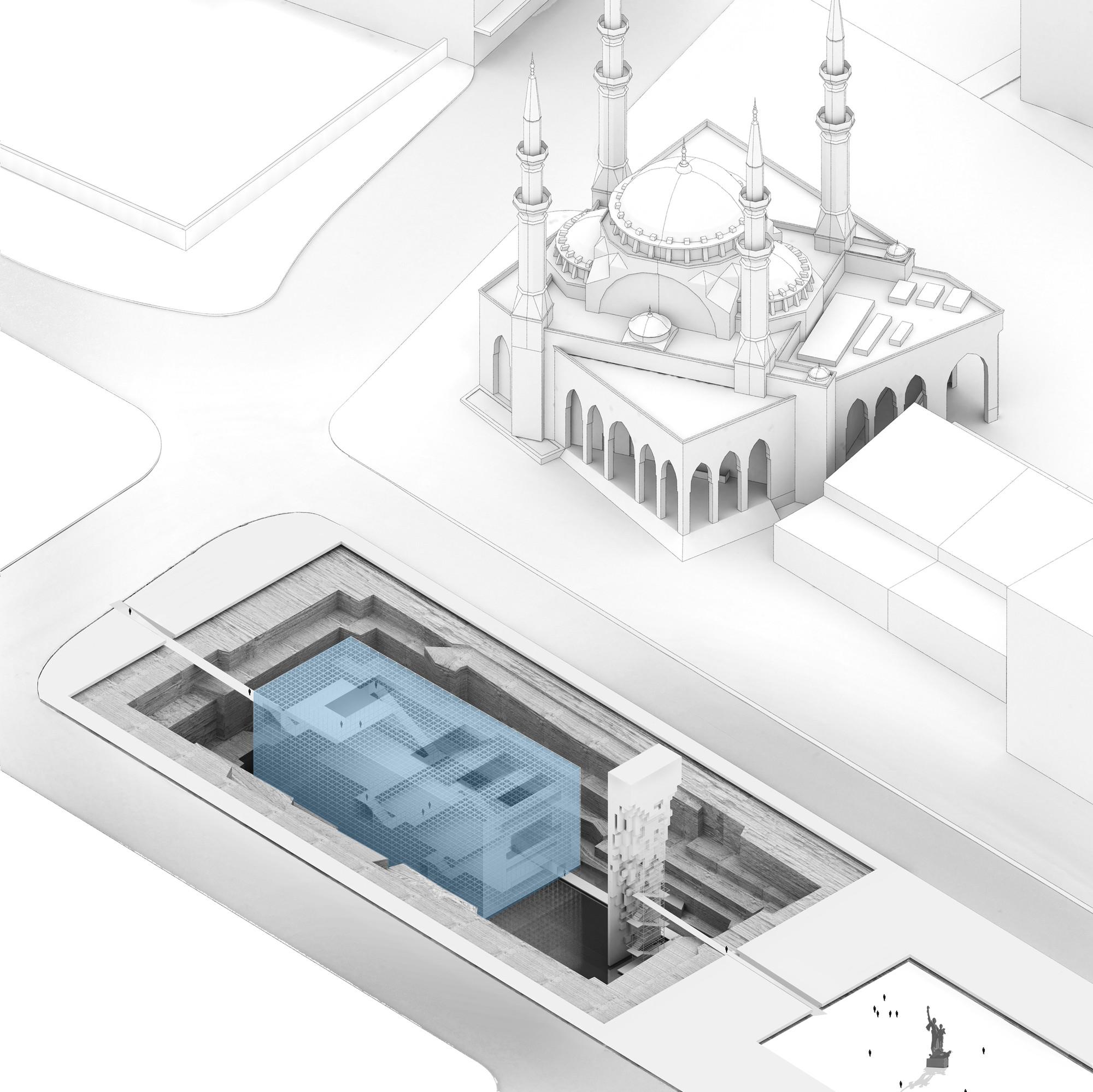 GM Architects relata la historia multicultural de Beirut en la Bienal de Venecia 2014