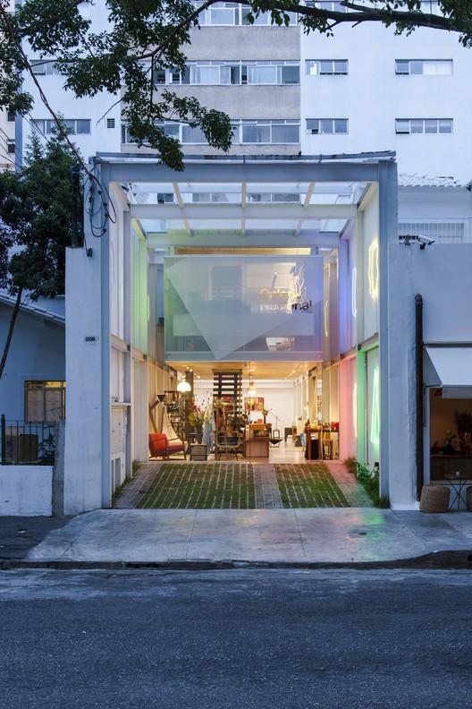 Galeria Nacional / Zemel + Chalabi Arquitetos, © Douglas Garcia