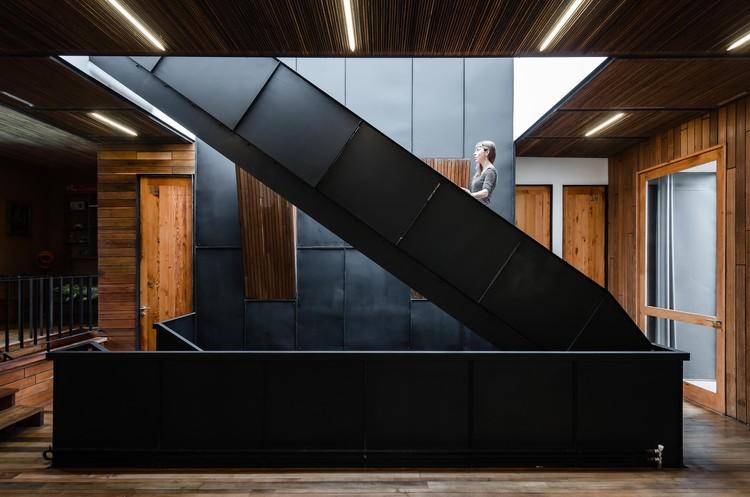 Hotel Fauna / Fantuzzi + Rodillo Arquitectos, © Pablo Blanco
