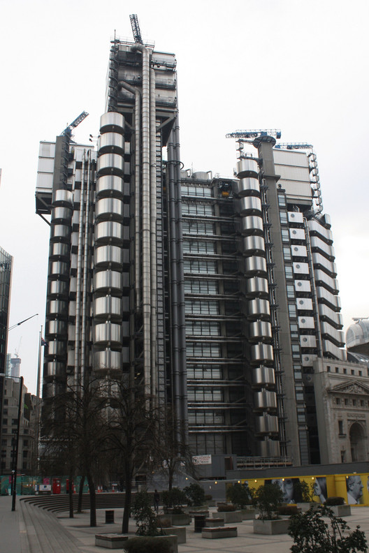 Lloyd's Set to Leave Richard Rogers-Designed Headquarters, © Flickr CC User Mark Kent