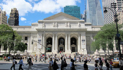 Revised Renovation Plan Released for New York Public Library