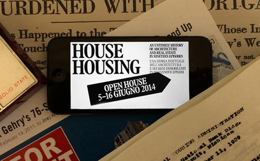 House Housing: An Untimely History of Architecture and Real Estate in Nineteen Episodes