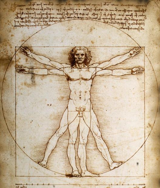 O Espelho e o Manto: ajuste e desajuste no corpo arquitetônico / Fernando Pérez Oyarzun, © Leonardo Da Vinci