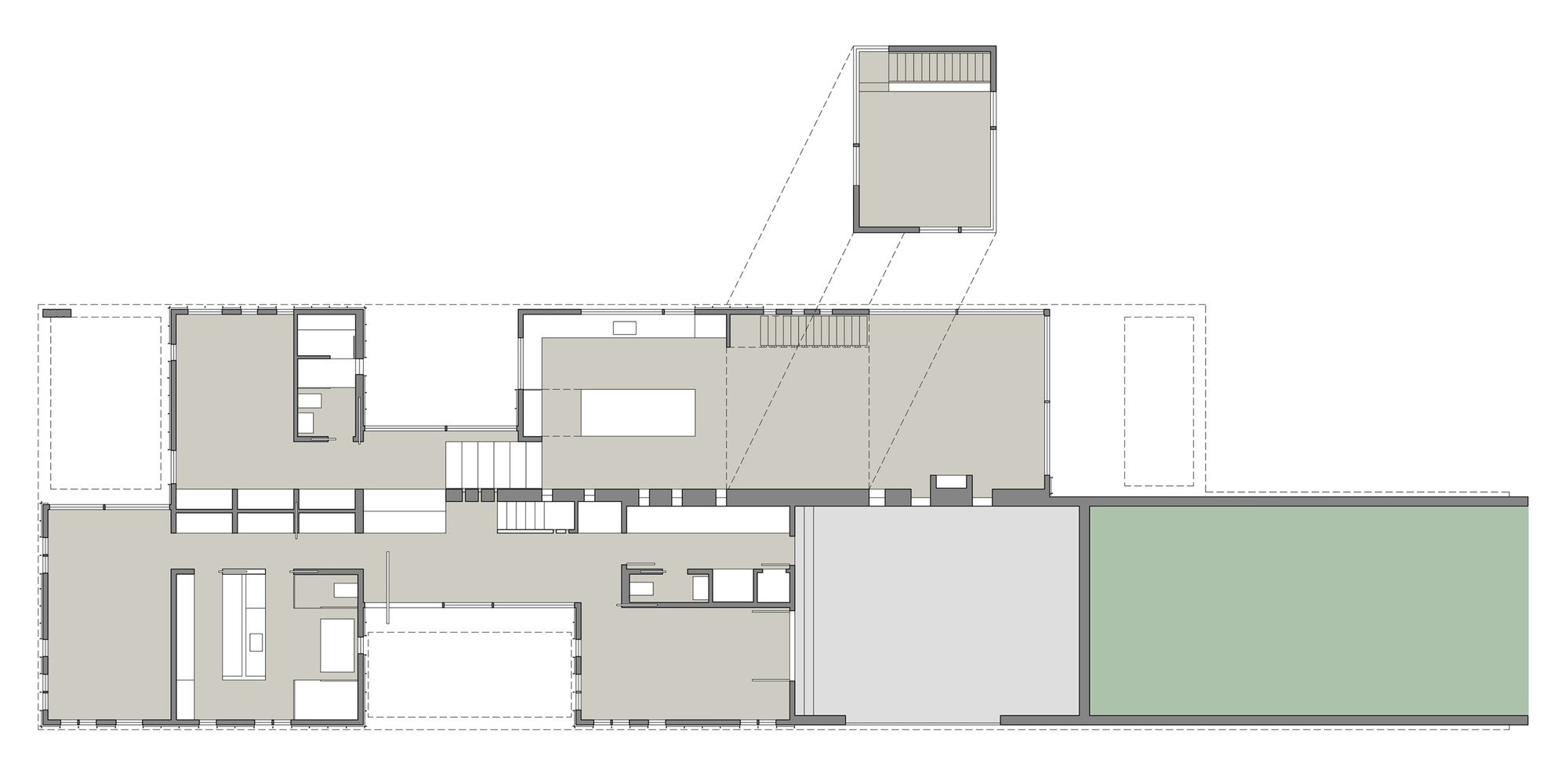Vacation Cabin Plans Gallery Of Topo House Johnsen Schmaling Architects 13
