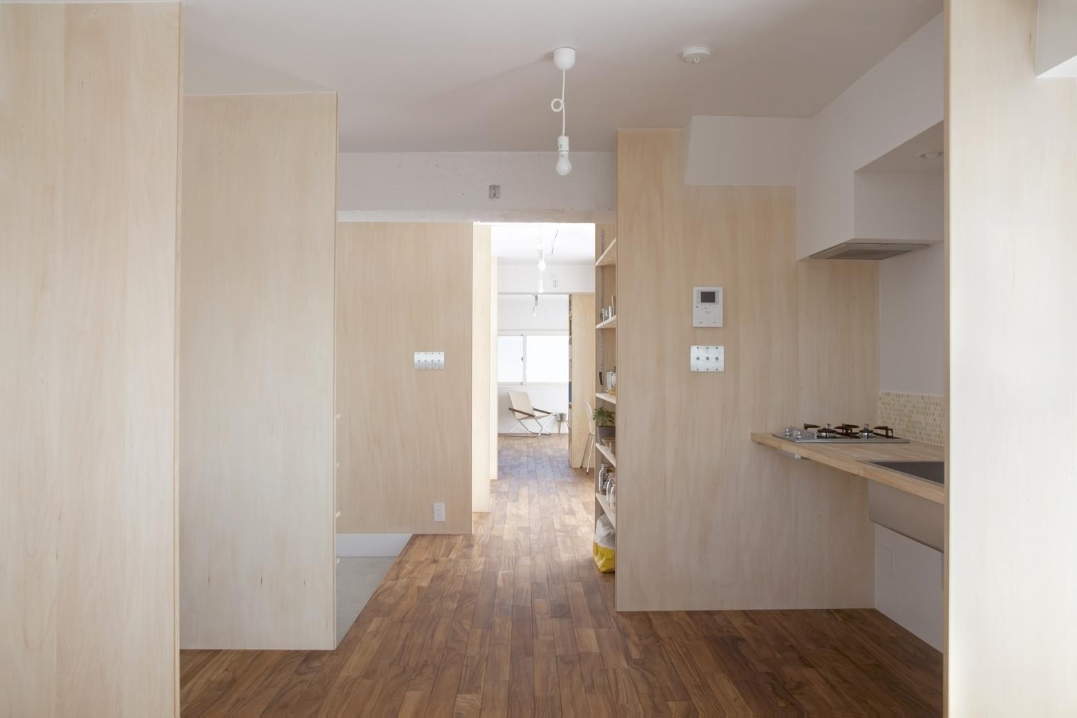 Wing Wall House / Camp Design Inc + Sumosaga Fudosan, © Masumi Kawamura