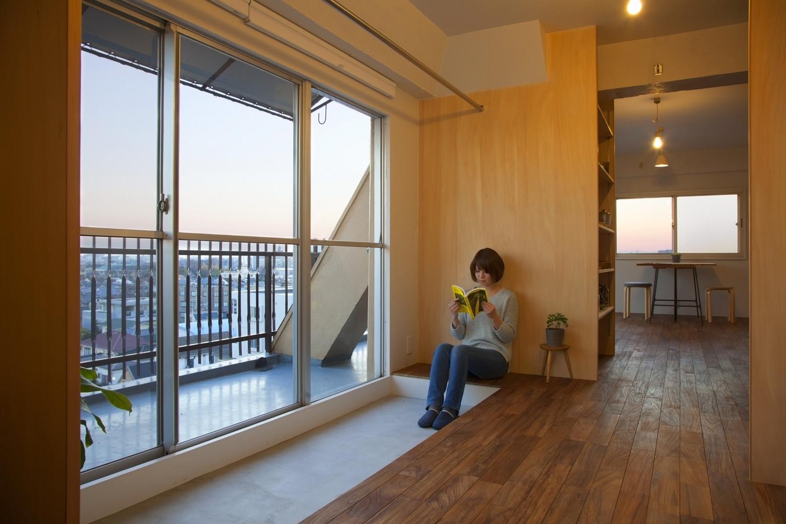 Gallery of wing wall house camp design inc sumosaga for Design house inc