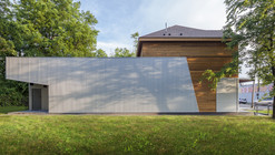 Memphis Slim Collaboratory / brg3s Architects