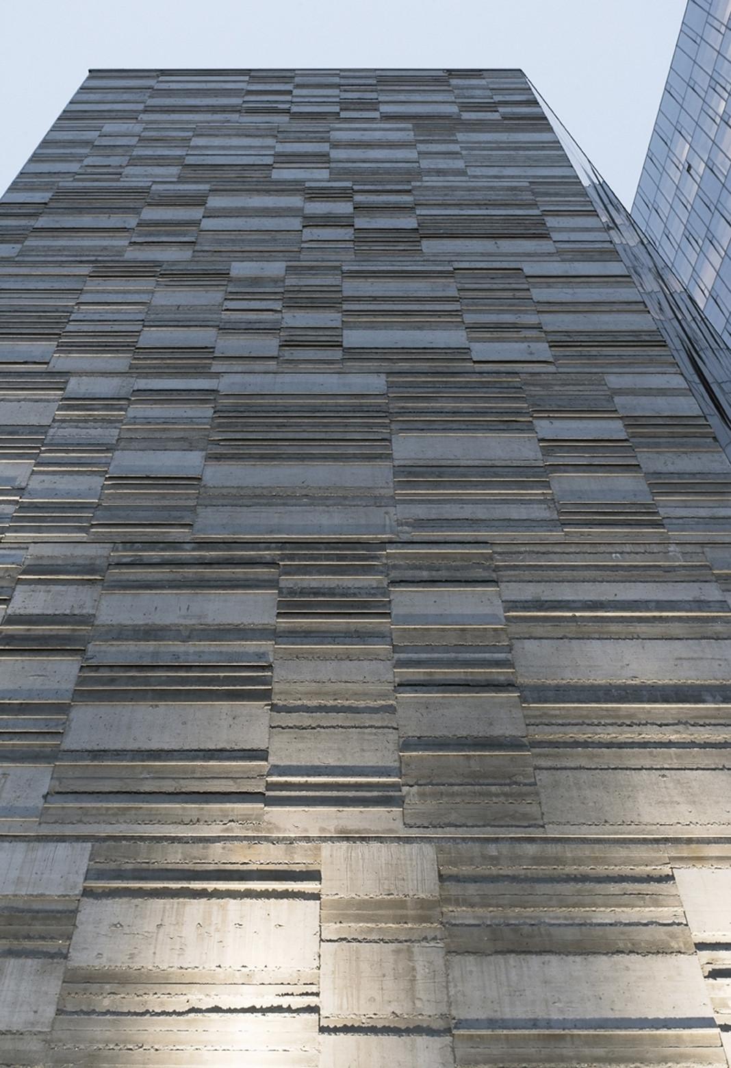 Gallery of turninn pk arkitektar 9 for Precast texture
