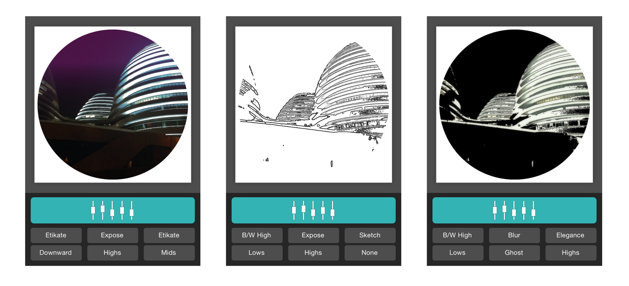 Morpholio's Latest App Turns Photos Into Sketches, Mosaics, and More