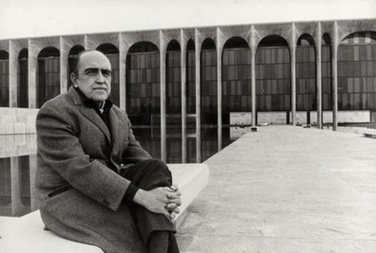 """Exposição """"Oscar Niemeyer: clássicos e inéditos"""", no Itaú Cultural, Courtesy of Mondadori.com"""