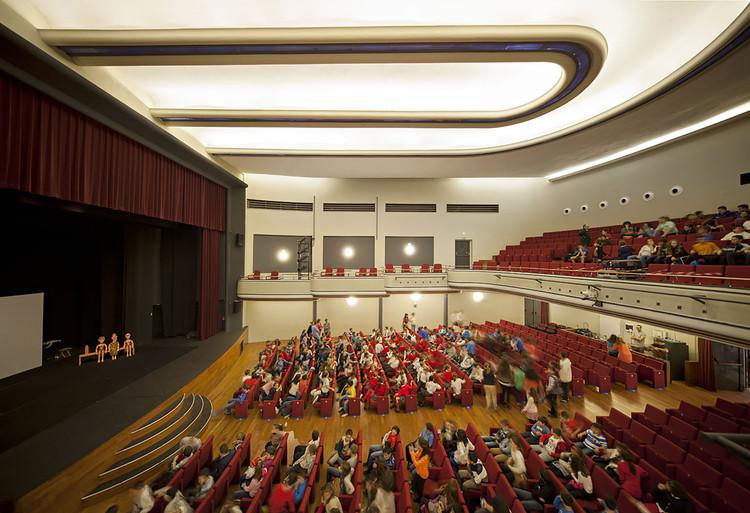 Rehabilitación del Teatro Góngora de Córdoba / Rafael de la-Hoz, © Javier Callejas